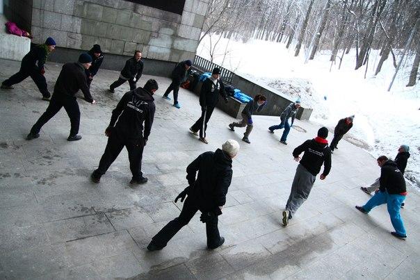 Зимние тренировки и семинары